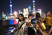 Shanghai Bund Day & Night China