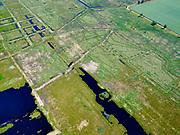 Nederland, Overijssel, GemeenteTwenterand; 21–06-2020; Staatsnatuurmonument Engbertsdijksvenen; grootste hoogveengebied van Nederland, restant van vroeger veenmoeras. Gelegen ten oosten van Westerhaar-Vriezenveensewijk.<br /> Natural monument Engbertsdijksvenen; largest bog area in the Netherlands, remnant of former peat bog. <br /> <br /> luchtfoto (toeslag op standaard tarieven);<br /> aerial photo (additional fee required)<br /> copyright © 2020 foto/photo Siebe Swar