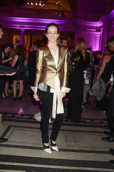 LEAH WOOD at the WGSN Global Fashion Awards held at the V&A museum, London on 30th October 2013.