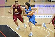 DESCRIZIONE : Trento Torneo Internazionale Maschile Trentino Cup Italia Portogallo Italy Portugal<br /> GIOCATORE : Marco Mordente<br /> SQUADRA : Italia Italy<br /> EVENTO : Raduno Collegiale Nazionale Maschile <br /> GARA : Italia Portogallo Italy Portugal<br /> DATA : 27/07/2009 <br /> CATEGORIA : palleggio<br /> SPORT : Pallacanestro <br /> AUTORE : Agenzia Ciamillo-Castoria/G.Ciamillo