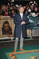© Licensed to London News Pictures. 27/11/2014, UK.  Martin Freeman, The Hobbit: The Battle of the Five Armies - World Film Premiere, Leicester Square, London UK, 01 December 2014 Photo credit : Richard Goldschmidt/Piqtured/LNP