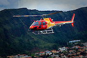 Belo Horizonte_MG, Brasil...Integracao da Policia Militar, Policia Civil e o Corpo de Bombeiros em Belo Horizonte, Minas Gerais, Serra do Curral ao fundo...The integration between the Military Police, the Civil Police and the Fire Department in Belo Horizonte, Minas Gerais. The Curral mountain in the background...Foto: BRUNO MAGALHAES / NITRO