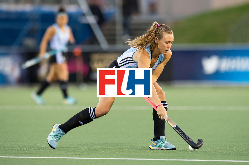 AUCKLAND - Sentinel Hockey World League final women<br /> Match id 10298<br /> 08 Argentina v England 1-0<br /> Foto: Agustina Habif <br /> WORLDSPORTPICS COPYRIGHT FRANK UIJLENBROEK