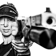 PORTRAIT - Marina Carrier<br />Training for the Pentathlon at 2020 Tokyo Olympics<br /><br />23 April 2019<br />Sydney<br />(Photo by Andrea Francolini)