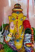 Ganesh shrine on Polonnaruwa - Valachchenai Road.