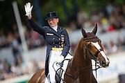 Anabel Balkenhol - Dablino FRH<br /> World Equestrian Festival, CHIO Aachen 2013<br /> © DigiShots