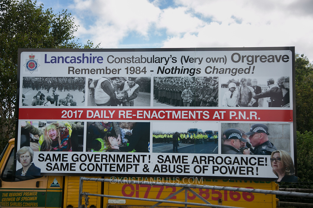 Lancashire community family launch event of the Roling Resistance 30 day campaign.