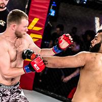 Mehrdad Janzemini vs. Mike Brown