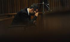 MAR 06 2014 Oscar Pistorius In Court