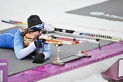 Maija JARVELA, Biathlon at the 2014 Sochi Winter Paralympic Games, Russia