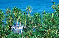 Venezuela - Etat de Sucre - Rio Caribe - Playa Medina<br /> Medina beach - Rio Caribe - Sucre state - Venezuela