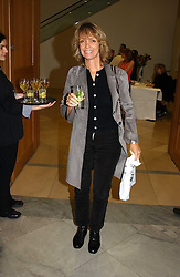 SABRINA GUINNESS at a party to celebrate the publication of 'You Are Here' by Rory Bremner, Juhn Bird and John Fortune held at the National Portrait Gallery, St.Martin's Place, London on 1st November 2004.<br /><br />NON EXCLUSIVE - WORLD RIGHTS