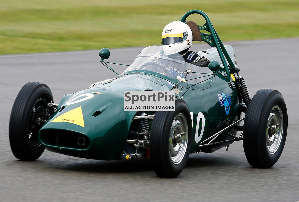 GOODWOOD REVIVAL....Michael Steele during qualifying for the weekend races...(c) STEPHEN LAWSON | SportPix.org.uk