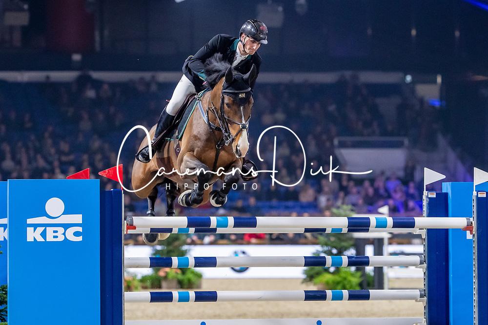 Philippaerts Olivier, BEL, Hurricane<br /> Jumping Mechelen 2019<br /> © Hippo Foto - Dirk Caremans<br />  27/12/2019