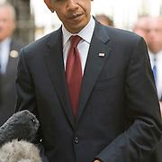 Barak Obama visits n10