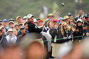 Graeme McDowell during the final round of the 112th U.S. Open at The Olympic Club on June 17, 2012 in San Fransisco. .©2012 Scott A. Miller