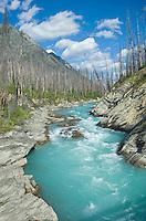 Vermilion River, Kootenay National Park British Columbia Canada