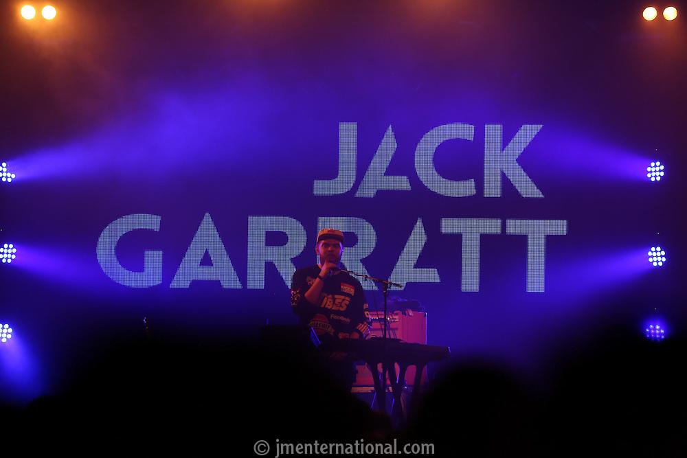 BRITs Week Jack Garratt at Heaven
