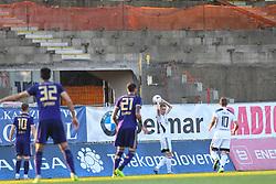 Friendly football match between NK Maribor and NS Mura, on August 12, 2020 in Ljudski vrt Maribor, Slovenia. Photo by: Milos Vujinovic /Sportida