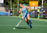 AMSTELVEEN -  Carla REBECCHI (ARG)  . Semi Final Pro League  women, Argentina-Australia (1-1) . Austr. wns. COPYRIGHT KOEN SUYK