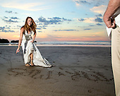 Club Del Mar, Jaco Beach, Costa Rica Elopement
