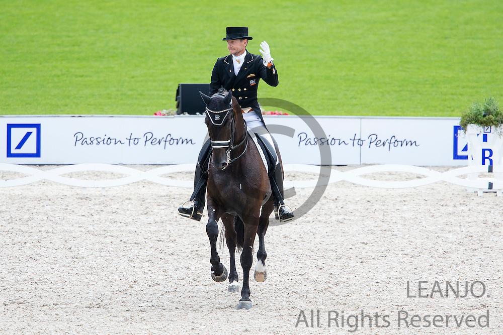 Edward Gal - Glock's Undercover N.O.P.<br /> FEI European Championships Aachen 2015<br /> &copy; DigiShots