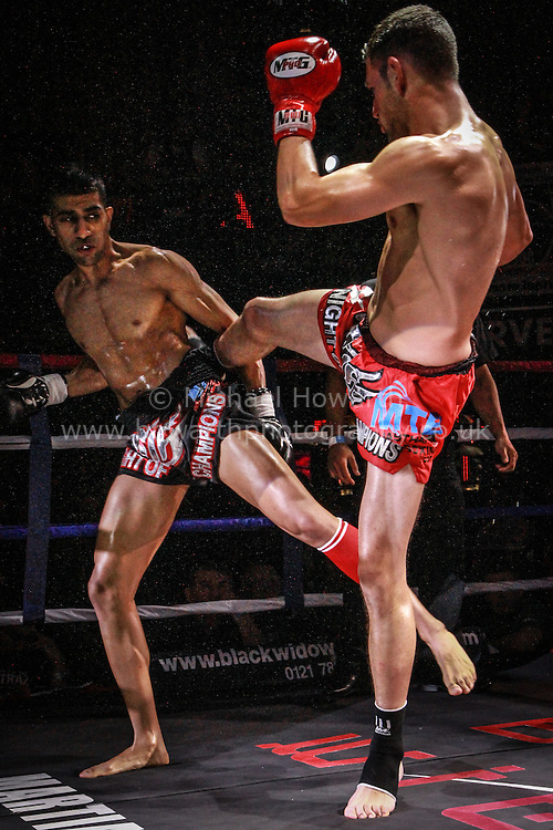 Black Widow Night of Champions, Muay Thai Boxing Show!