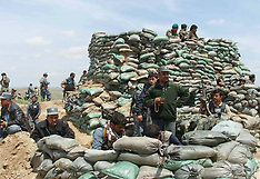 MAY 07 2013 Taliban Clash in Afganistan