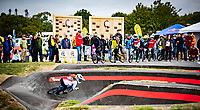 Pump Track World Finals sponsored by Red Bull at the Jones Center in Springdale, Arkansas