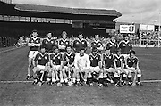 All Ireland Senior Hurling Championship Final,.Galway Vs Offaly,Offaly 2-11, Galway 1-12,.01.09.1985, 09.01.1985, 1st September 1985,.01091985AISHCF, Galway team, Galway, P Murphy, O Kilkenny, C  Hayes, S  Linnane, P  Finnerty, A  Keady, A  Kilkenny, M Connolly (capt ), S Mahon, M McGrath, B Lynskey, Joe Cooney, B Forde, N Lane, PJ Molloy, Subs, J Murphy for McGrath, A Cunningham for Forde, M Haverty for Connolly, Referee G Ryan (Tipperary),.