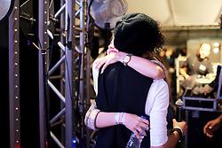 Bruna Góes e Sam Alves no palco principal do Planeta Atlântida 2014/SC, que acontece nos dias 17 e 18 de janeiro de 2014 no Sapiens Parque, em Florianópolis. FOTO: Jefferson Bernardes/ Agência Preview