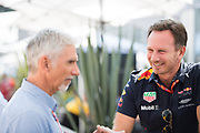 October 27-29, 2017: Mexican Grand Prix. Christian Horner, team principal of Red Bull Racing