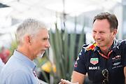 October 27-29, 2017: Mexican Grand Prix. Christian Horner, team principal of Red Bull Racing