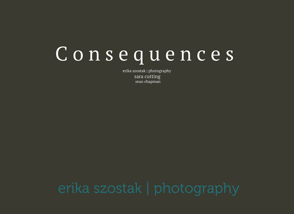 Consequences is a personal portrait photography project which conceptually depicts the social and emotional aftermath of a breast cancer diagnosis.