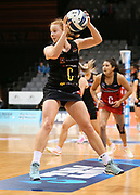 Magic centre Samantha Sinclair during the ANZ Premiership netball match - Magic v Tactix played at Claudelands Arena, Hamilton, New Zealand on 30 July 2018.<br /> <br /> Copyright photo: © Bruce Lim / www.photosport.nz