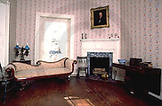 Harrisburg, PA, Simon Cameron-John Harris Mansion, Parlor, South Front Street