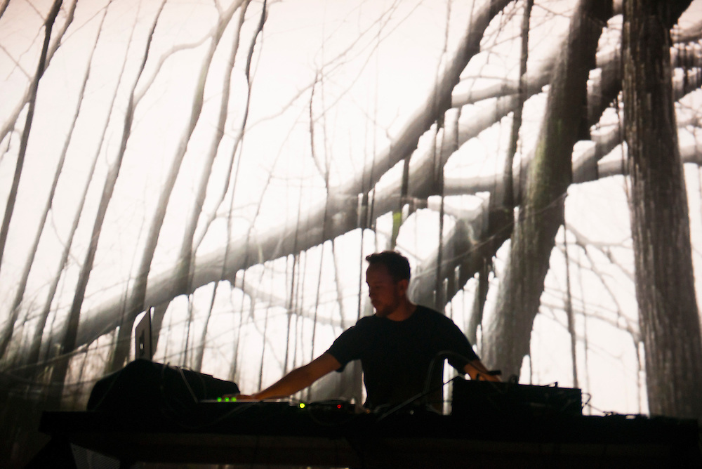Roly Porter & MFO present Akheron Fall (UK), A vision 3, Monument National, Montreal, 1 juin 2012.