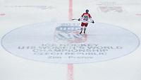 PREROV, CZECH REPUBLIC - JANUARY 08: Czech Republic v Finland preliminary round - 2017 IIHF Ice Hockey U18 Women's World Championship. (Photo by Steve Kingsman/HHOF-IIHF Images)