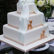 NLD/Amsterdam/20120916- Babyshower Jim Bakkum en partner Bettina Holwerda, cakes en zoetigheid