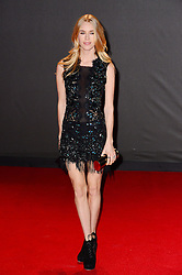Mary Charteris at the British Fashion Awards in London, Monday, 2nd December 2013. Picture by Nils Jorgensen / i-Images