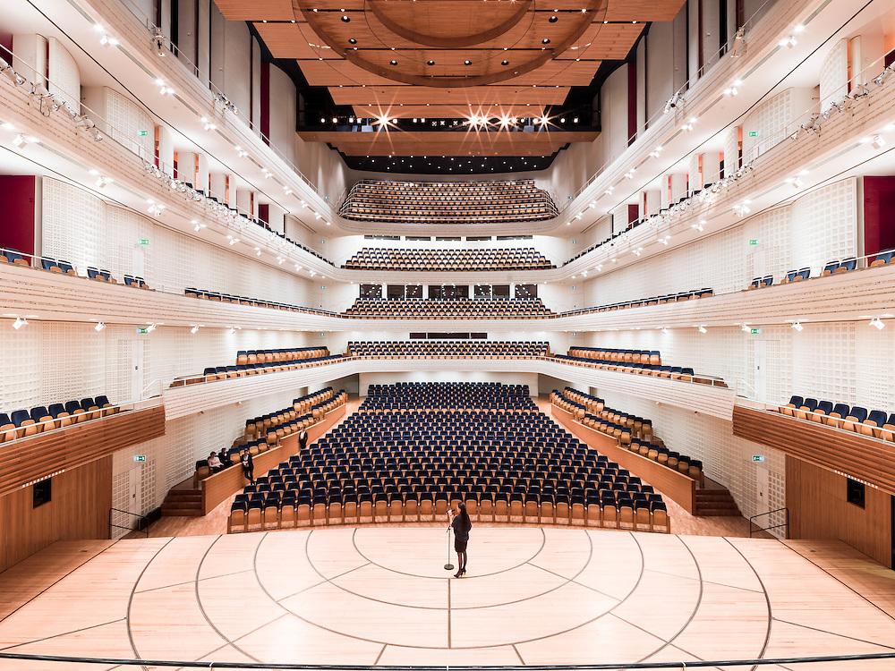 Konzert Saal