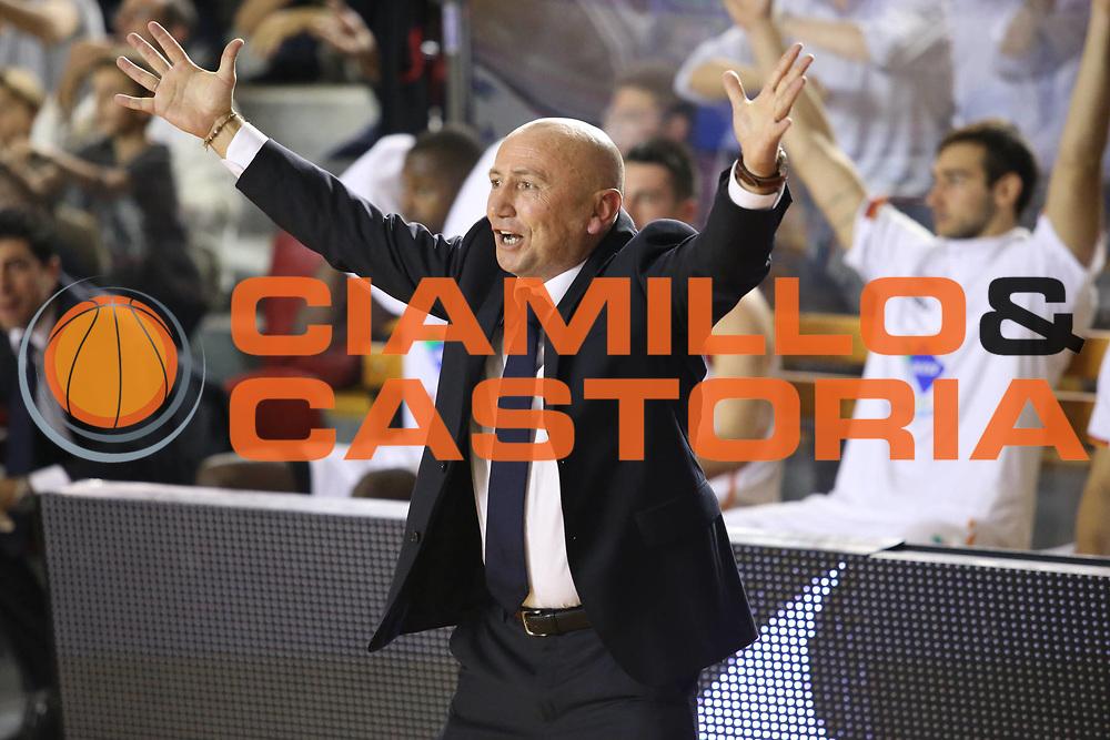 DESCRIZIONE : Roma Lega A 2013-2014 Acea Roma Pallacanestro Cantu<br /> GIOCATORE : Luca Dalmonte<br /> CATEGORIA : mani delusione<br /> SQUADRA : Acea Roma<br /> EVENTO : Roma Lega A 2013-2014 Acea Roma Pallacanestro Cantu<br /> GARA : Acea Roma Pallacanestro Cantu<br /> DATA : 03/11/2013<br /> SPORT : Pallacanestro <br /> AUTORE : Agenzia Ciamillo-Castoria/M.Simoni<br /> Galleria : Lega Basket A 2013-2014  <br /> Fotonotizia :Roma Lega A 2013-2014 Acea Roma Pallacanestro Cantu<br /> Predefinita :