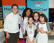 Masterchef Junior promotion event at Eataly in New York City