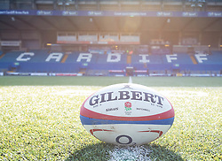 A general view of Cardiff Arms Park, home of Wales match ball<br /> <br /> Photographer Simon King/Replay Images<br /> <br /> Six Nations Round 3 - Wales Women v England Women - Sunday 24th February 2019 - Cardiff Arms Park - Cardiff<br /> <br /> World Copyright © Replay Images . All rights reserved. info@replayimages.co.uk - http://replayimages.co.uk