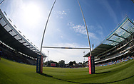 General Stadium view ahead of Leeds Rhinos vs Toulouse Olympique during the Betfred Super 8s Qualifiers match at Emerald Headingley Stadium, Leeds<br /> Picture by Stephen Gaunt/Focus Images Ltd +447904 833202<br /> 11/08/2018
