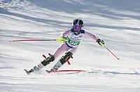 Piche Invitational Paul Ladouceur Championship slalom U12 girls  1st run.    ©2019 Karen Bobotas Photographer