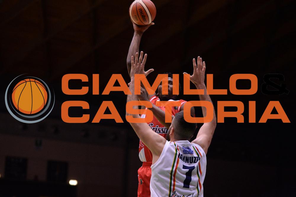 Reynolds Jalen<br /> Grissin Bon Reggio Emilia - Betaland Capo D'Orlando  <br /> Poste Mobile Final Eight F8 2017 <br /> Lega Basket 2016/2017<br /> Rimini, 16/02/2017<br /> Foto Ciamillo-Castoria/M.Longo