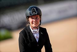 Vistalova Anastasja, CZE, Dominique<br /> World Equestrian Games - Tryon 2018<br /> © Hippo Foto - Sharon Vandeput<br /> 19/09/2018