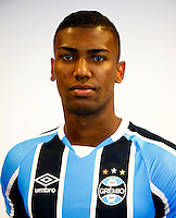 "Brazilian Football League Serie A / <br /> ( Gremio Foot-Ball Porto Alegrense ) - <br /> Walace Souza Silva "" Walace """
