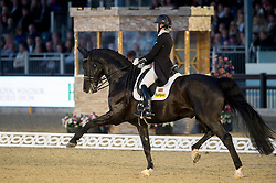 Watson-Greaves Hayley, GBR, Rubins Nite<br /> Grand Prix Freestyle  <br /> Royal Windsor Horse Show<br /> © Hippo Foto - Jon Stroud